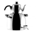 Aramco Imports Tea Kettle Stove Top Double Steamer