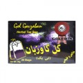 Golchin Gol Gavzaban Herbal Tea 20 Tea Bags
