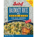 Sadaf Basmati Rice Mix -- (Herb Rice)