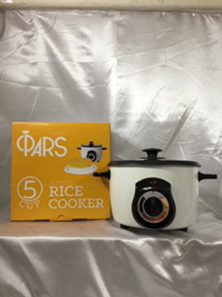 Cook in rice cooker a sushi rice to how
