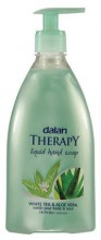 Dalan Therapy Liquid Hand Soap (White Tea & Aloe Vera)