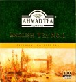 Ahmad Tea English Tea No.1 100 Bags
