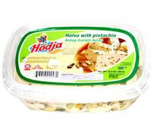 Hodja Halva with Pistachio