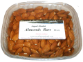 Sayad Market Almonds -- (Raw)