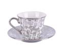 Espresso 6 Cup & Saucer Set