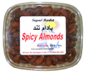 Sayad Market Almonds -- (Spicy)