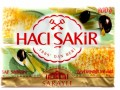 Haci Sakir Olive Oil Soap (4 pack)