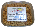 Sayadmarket imported roasted pistachio lightly salted 1lb.