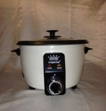 Imperial Rice Cooker 8 cup